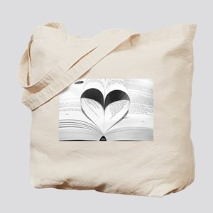 For the Love of Books Tote Bag
