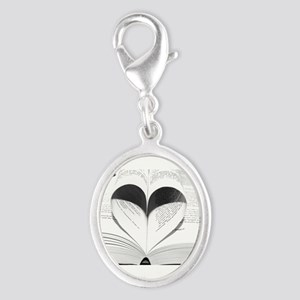 For the Love of Books Charms