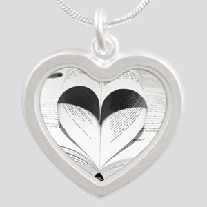 For the Love of Books Necklaces