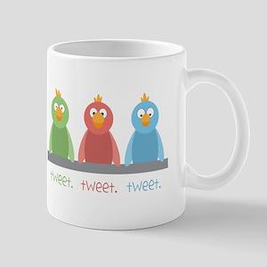 Tweet. Tweet. Tweet Mugs