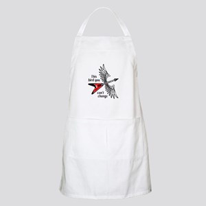 THIS BIRD YOU CANT CHANGE Apron