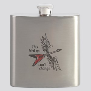 THIS BIRD YOU CANT CHANGE Flask