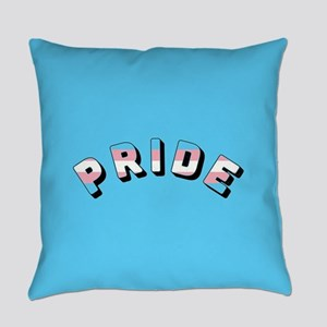 Trans Pride Everyday Pillow