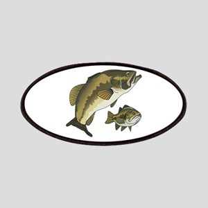 BASS FISHES Patches