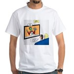 The Zombie Channel White T-Shirt