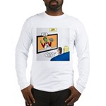 The Zombie Channel Long Sleeve T-Shirt