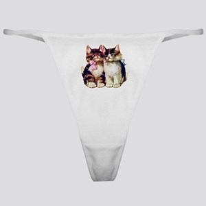 CATS MEOW Classic Thong