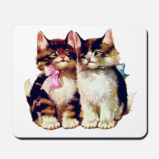 CATS MEOW Mousepad