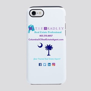 Petie Bradley Real Estate Logo iPhone 7 Tough Case