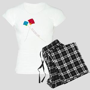 Let's Go Fight A Kite Women's Light Pajamas