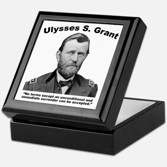 Grant: Unconditional Keepsake Box