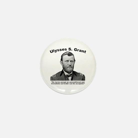 Grant: Unconditional Mini Button