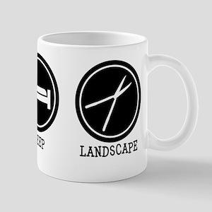 Eat Sleep Landscape Mug