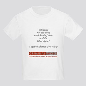 BROWNING QUOTE Kids Light T-Shirt