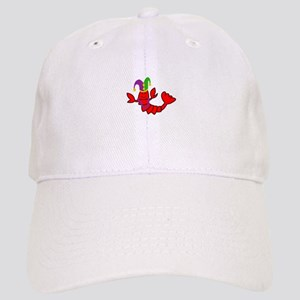 MARDI GRAS CRAWFISH Baseball Cap