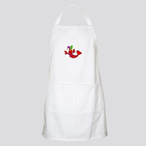 MARDI GRAS CRAWFISH Apron