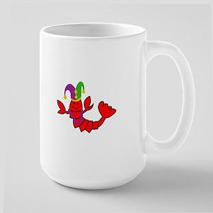 MARDI GRAS CRAWFISH Mugs
