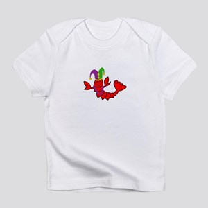 MARDI GRAS CRAWFISH Infant T-Shirt