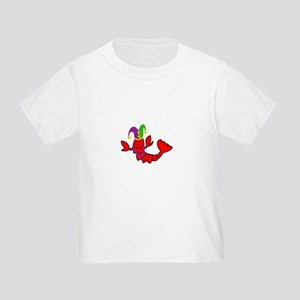 MARDI GRAS CRAWFISH T-Shirt