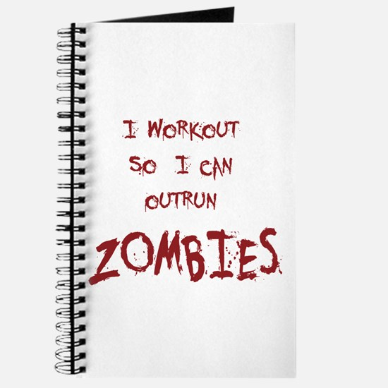 Outrun Zombies 1 Journal