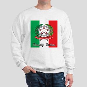 Proudly Italian Sweatshirt