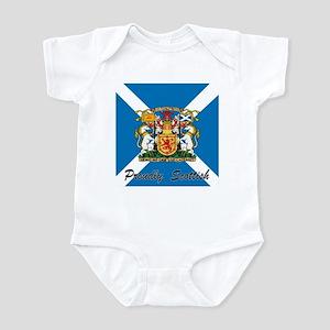 Proudly Scottish Infant Bodysuit