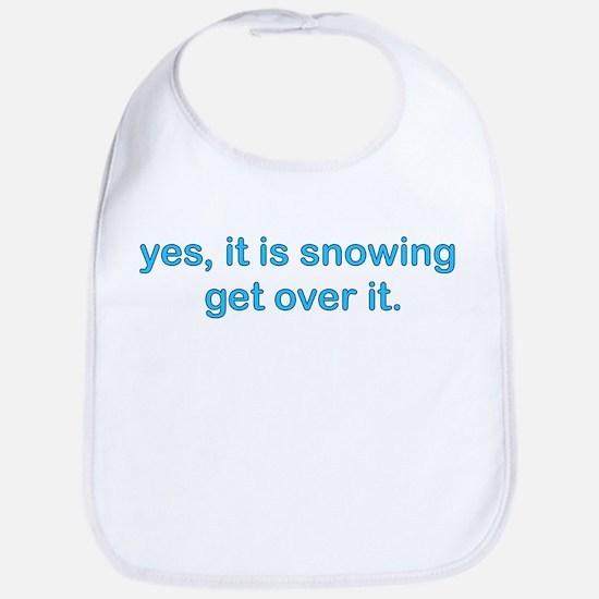 Yes, Snow Bib
