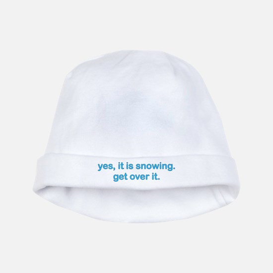 Yes, Snow baby hat