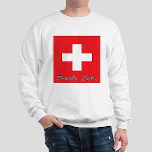 Proudly Swiss Sweatshirt