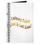 Laissez Faire-Gold Journal