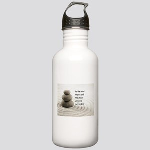 The Mind That Is Still Stainless Water Bottle 1.0L