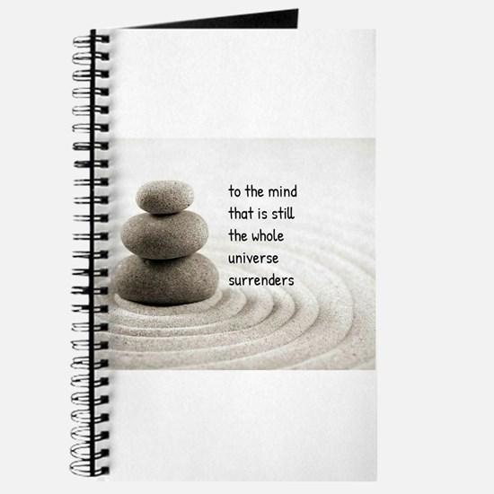 The Mind That Is Still Journal