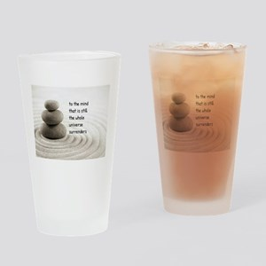 The Mind That Is Still Drinking Glass