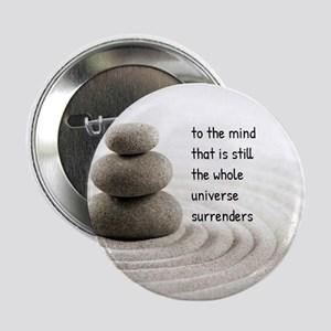 """The Mind That Is Still 2.25"""" Button"""