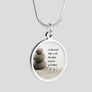 The Mind That Is Still Necklaces