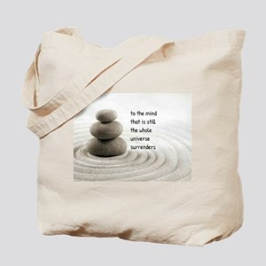The Mind That Is Still Tote Bag