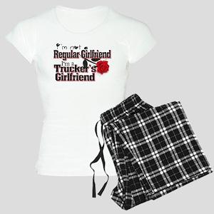 Not a Regular Girlfriend - Women's Light Pajamas