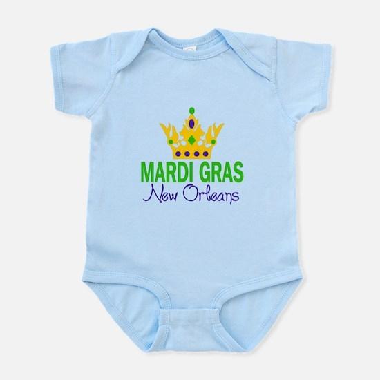 MARDI GRAS NEW ORLEANS Body Suit