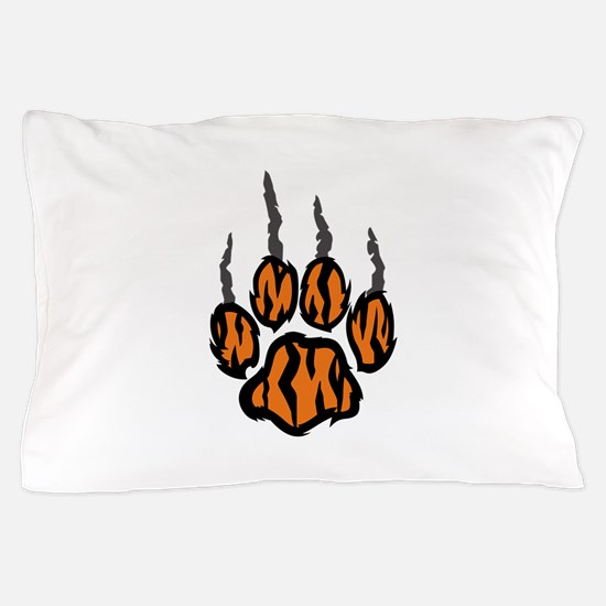 TIGER CLAW MARKS Pillow Case