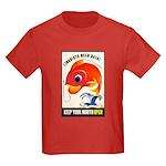 Linguists Need Data Kids Dark T-Shirt