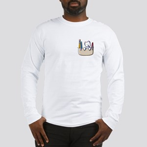 Pkt Protector Westie Long Sleeve T-Shirt