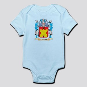 Lazaro Coat of Arms - Family Crest Body Suit