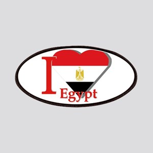 I love Egypt Patches