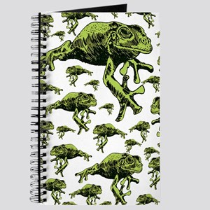 Green Tree Frogs Journal