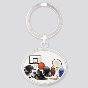 iSport Collection Keychains