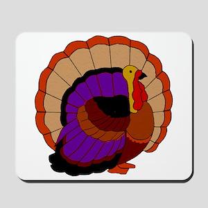 Thanksgiving Turkey Mousepad
