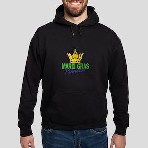 MARDI GRAS PRINCESS Hoodie