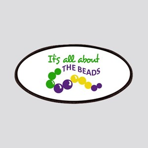 ITS ALL ABOUT THE BEADS Patches