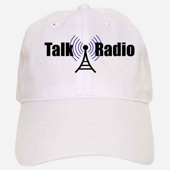 Talk Radio Baseball Baseball Cap