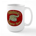 Cajun Zydeco Large Mug